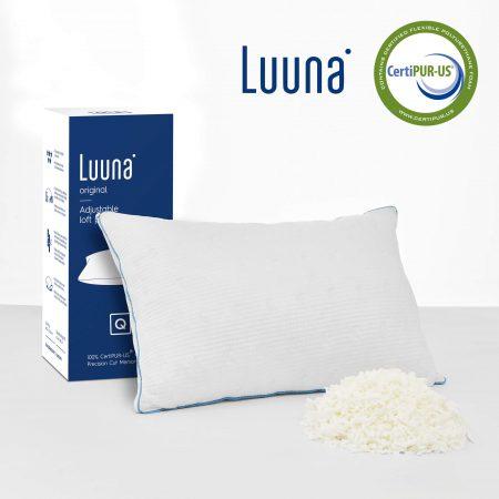 Luuna Sleep Adjustable pillow